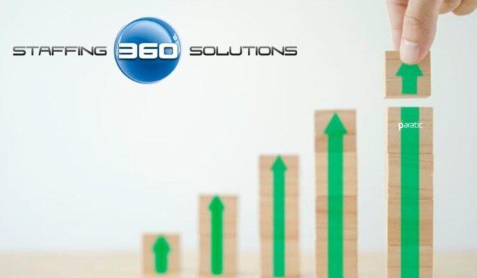 Staffing 360 Hisseleri ABD Açılış Öncesinde %465'le En Çok Artan Oldu