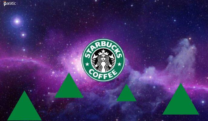 Starbucks Hisseleri Nestle ve Güney Kore Gelişmeleriyle Yükseldi