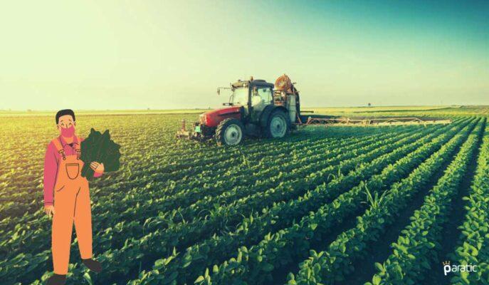 Tarım-ÜFE Haziran'da Önceki Yıla Göre %21,76 Arttı