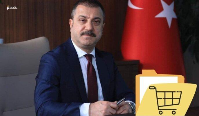 TCMB Başkanı Kavcıoğlu Enflasyon Raporu 2021-III'ü Açıklıyor