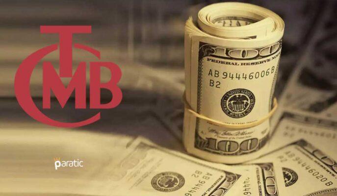 TCMB'nin Resmi Rezerv Varlıkları Haziran'da %6,1 Arttı