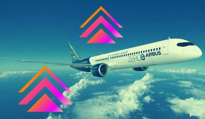 Toparlanan Fransız Borsasının Yıldızı, Teslimatlarını Artıran Airbus Hisseleri Oldu