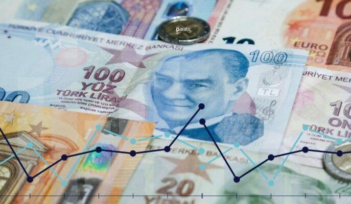 Türk Lirasının Dolar ve Euro Karşısındaki Aylık Kazancı Genişliyor