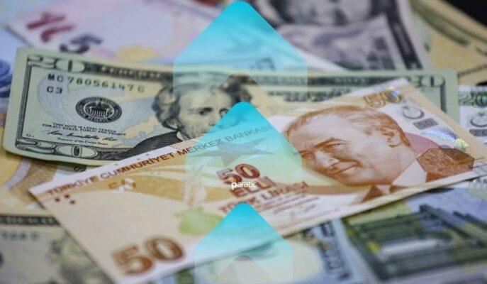 Türk Lirası Dolar Karşısında Bir Haftada %1 Değer Kazandı