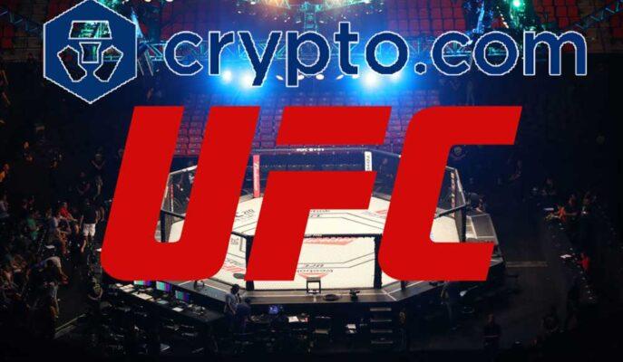 UFC ile Crypto.com Arasında Sponsorluk Anlaşması Yapıldı