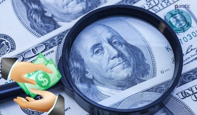 Net UYP Açığı Mayıs'ta 327 Milyar Dolar Oldu