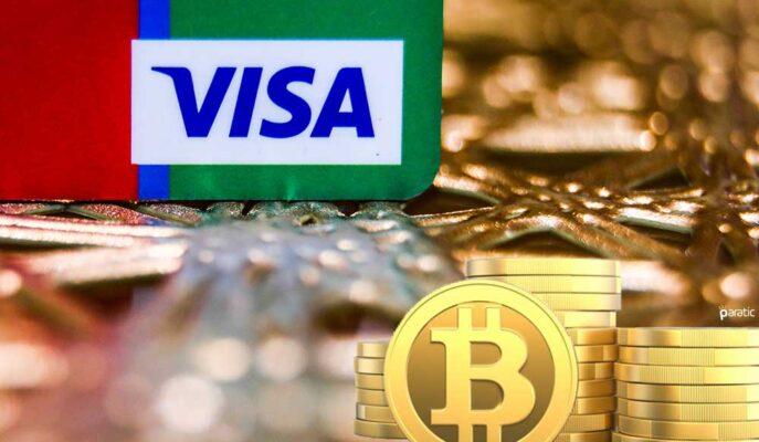 Visa CFO'su Kripto Para Piyasasının Düşüşe Geçebileceğini Düşünüyor