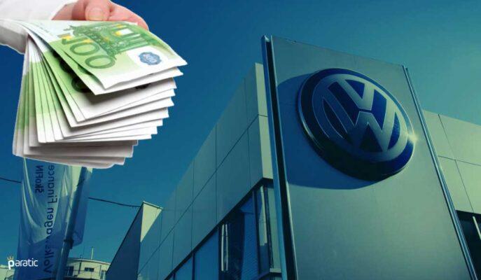 Volkswagen 2021'in İlk Yarısında Rekor Kazanç Elde Ederken Hisseler Hafif Artıda