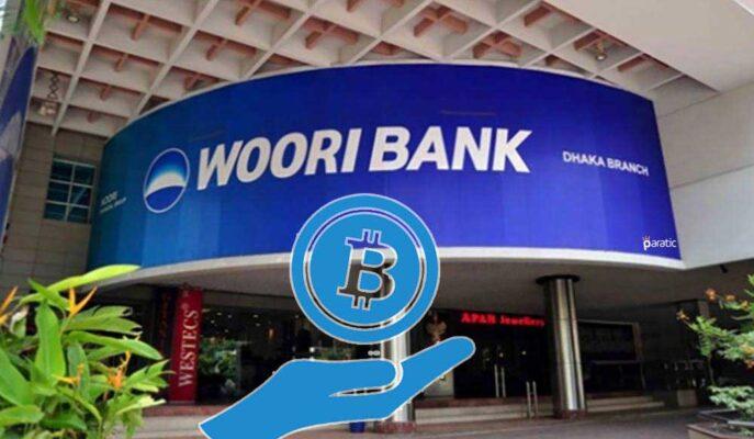 Güney Kore Bankası Woori, Kripto Para Saklama Hizmeti Sunacak