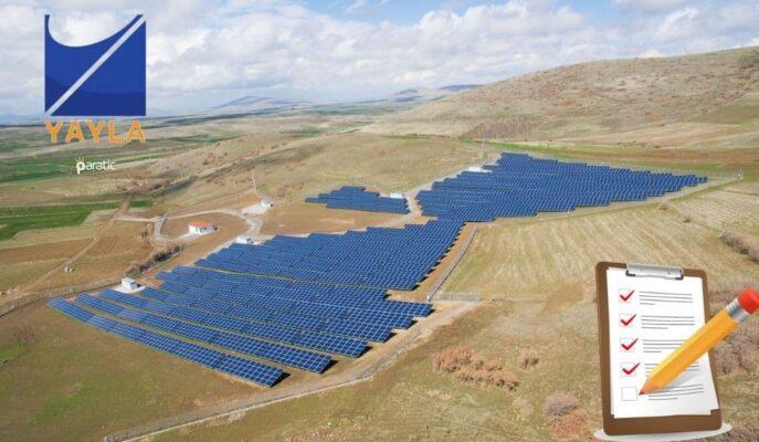 Yayla Enerji 2020 Yılı Olağan Genel Kurul Toplantı Tescilini Duyurdu