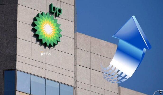 2Ç21'de 2,8 Milyar Dolar Kar Açıklayan BP Hisseleri Sert Yükseldi