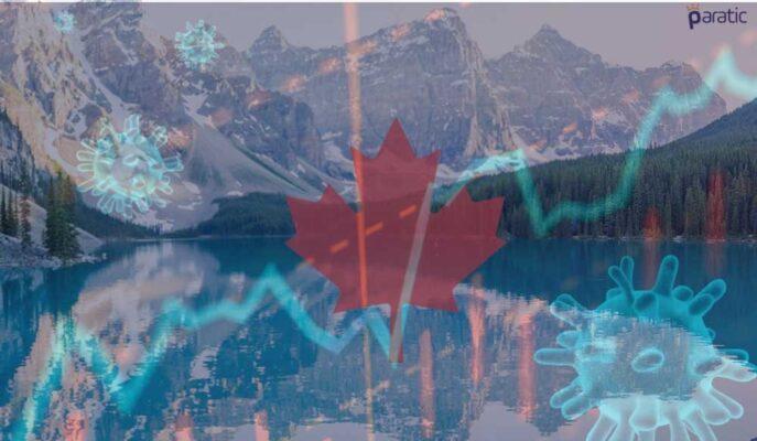 2Ç21'de 3,6 Milyar Cari Fazla Veren Kanada'da Borsa Ekside