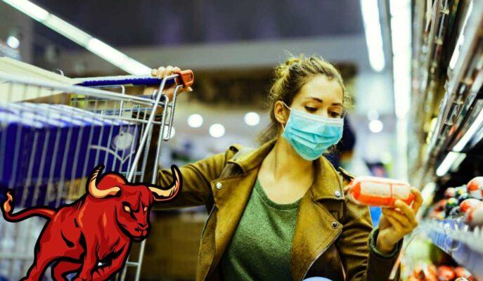 ABD'de Tüketici Güveni Dibe Vursa da Ekonomistlerin Beklentileri İyimser