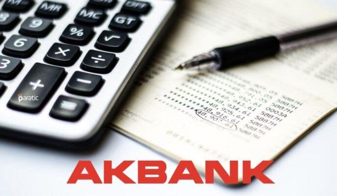 Akbank 396 Milyon TL Nominal Değerli Bono İtfasını Tamamladı