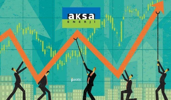 Aksa Enerji Hisse Senedi Fiyatı 14,73 TL ile Tavan Yaptı
