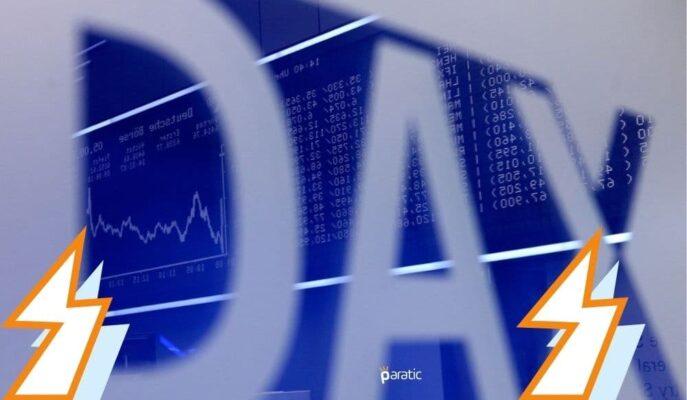 Alman DAX Endeksi %0,7 Primli Seyriyle Rekora Yaklaştı