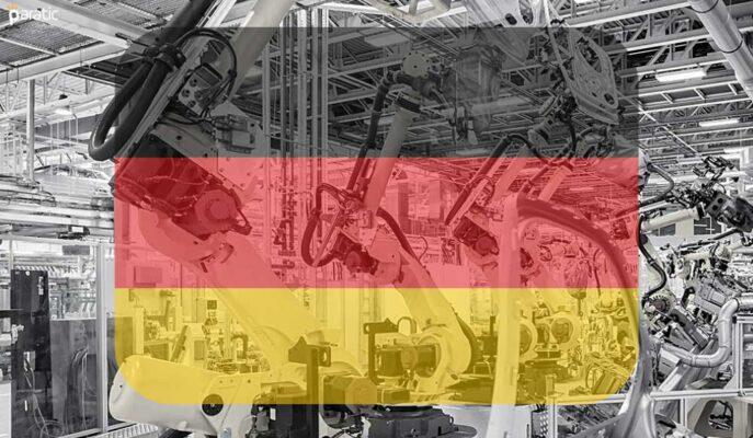 Alman İmalat PMI Temmuz'da 65,9'a Yükseldi