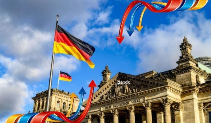 Almanya Ekonomisi 2Ç21'de Yıllık %9,8 Büyüdü