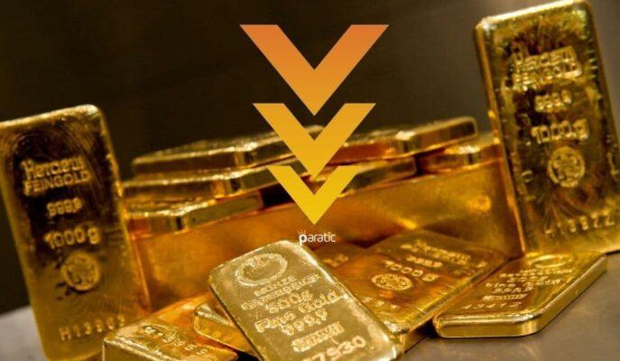 Altın, ABD'nin 3,5 Trilyon Dolarlık Bütçe Planıyla Geriledi