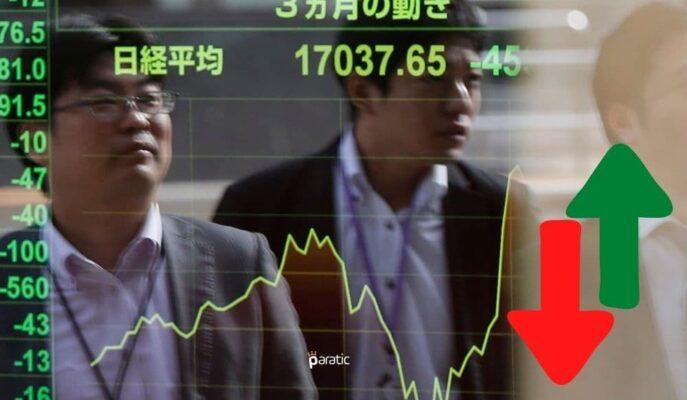 Asya Piyasaları Karışık Seyrederken, Çin'deki Düşüşler Dikkat Çekiyor