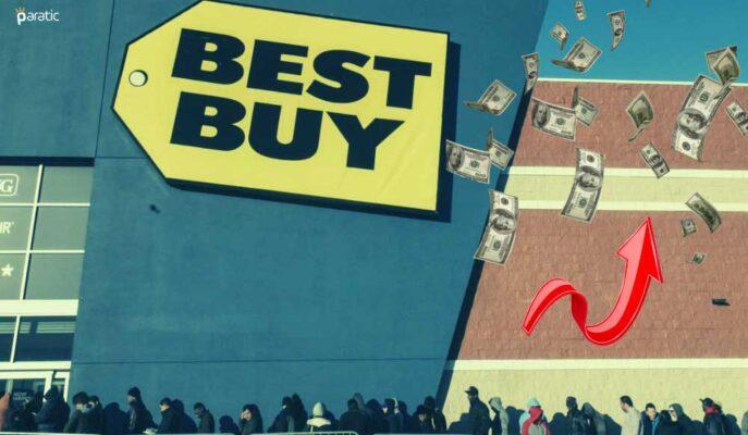 Best Buy Hisseleri %6 Yükselişle S&P 500'ün Yıldızı Oldu