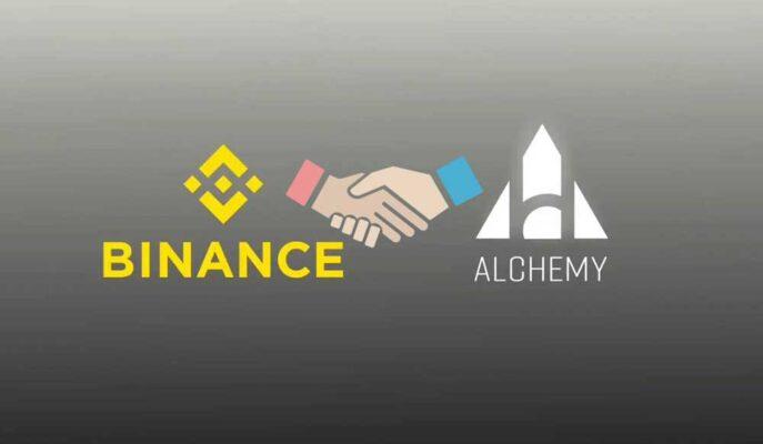 Binance ile Alchemy Pay Arasında Ödeme Ortaklığı Kuruluyor