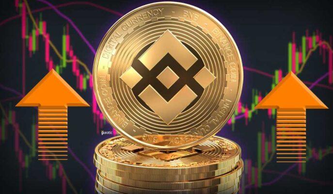 Binance Coin Mayıs Ayından Sonra İlk Kez 500 Doları Aştı