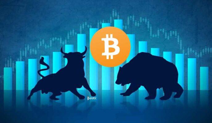 Bitcoin 42 Bin Dolarda Boğalar ile Ayıların Savaşına Hazırlanıyor