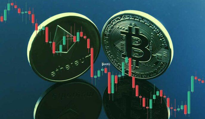 Bitcoin 43 Bin Dolara Çekilirken Ethereum Kazançlarını Düzeltiyor
