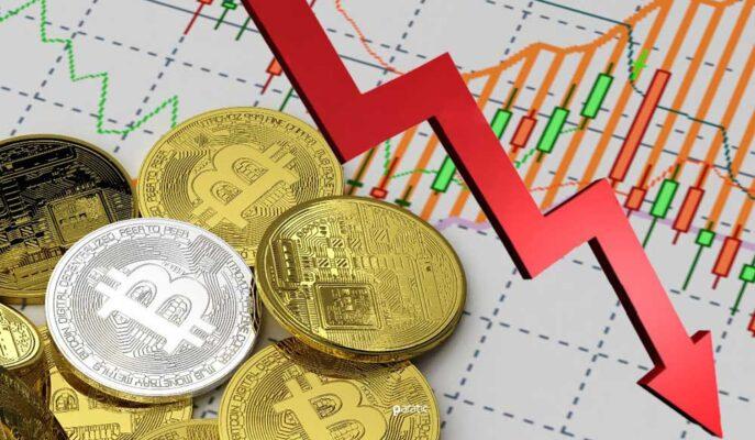 Bitcoin 44 Bin Dolara Gerileyerek Düşüşünü Hızlandırdı