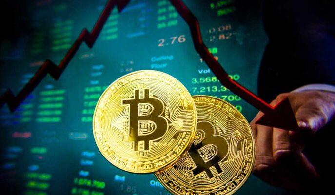 Bitcoin Düzeltme Yaparak 45 Bin Doların Altına Sarktı