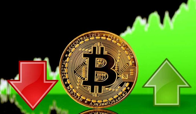 Bitcoin Geri Çekilme Sonrası Yeniden 45 Bin Doların Üzerine Çıktı