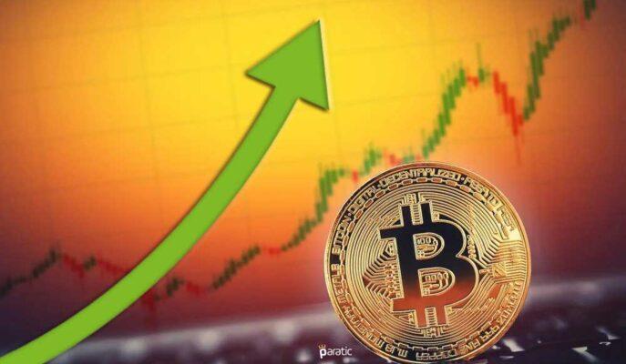 Bitcoin 46 Bin Dolar ile Son 3 Ayın En Yükseğini Test Etti