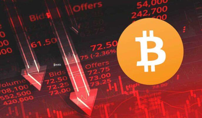 Bitcoin Çıkış Sonrası Yeniden 47 Bin Dolar Altına Geriledi