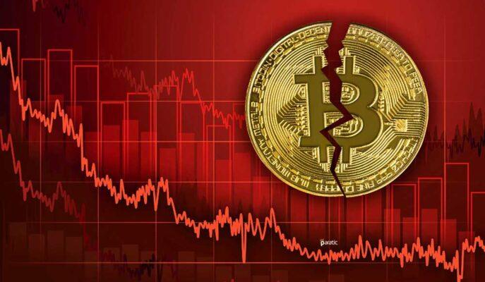 Bitcoin 48 Bin Doların Altına Düşerken Analistlere Göre Düzeltme Normal