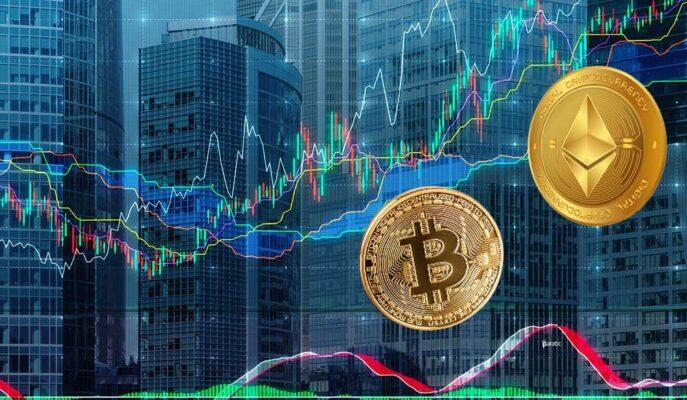 Bitcoin 50 Bin Doları Hedeflerken, Ethereum Yükselişini Hızlandırdı