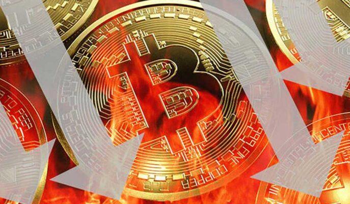 Bitcoin Artan Satış Baskısı ile 47 Bin Dolara Düştü