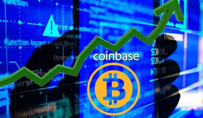Bitcoin 40 Bin Doların Üzerine Çıkmasıyla Coinbase'de Alımlar Artıyor