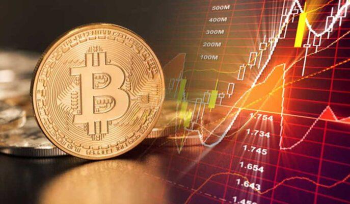 Bitcoin Düşüş Sonrası Yeniden 45 Bin Doların Üzerine Çıktı