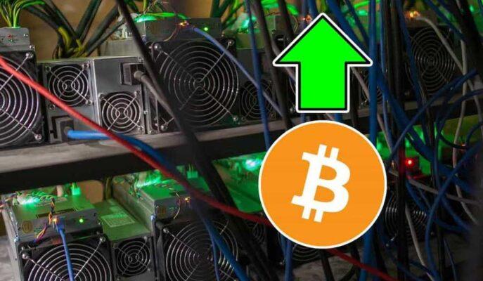 Bitcoin Madencilerinin Gelirlerinde %50'den Fazla Artış Yaşandı