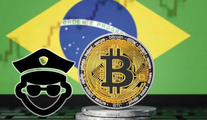 Brezilya'da 28 Milyon Dolar Değerinde Kripto Paraya El Kondu
