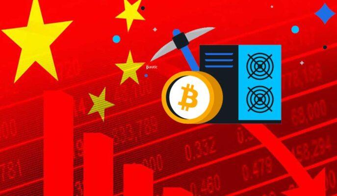 Çin'de Bir Eyalet Bitcoin Madencilerinin Güç Kaynaklarını Kesmeyi Planlıyor
