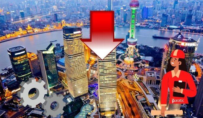 Çin Piyasaları Ağustos PMI Verilerindeki Bozulmayla Geriledi
