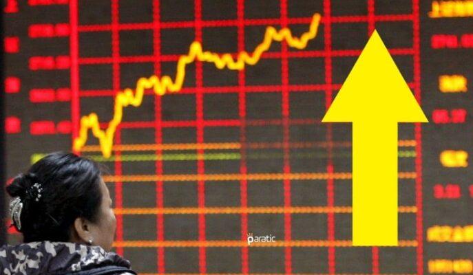 Çin'in Şanghay Bileşik Endeksi Hizmet Sektöründeki Büyümeyle Pozitif