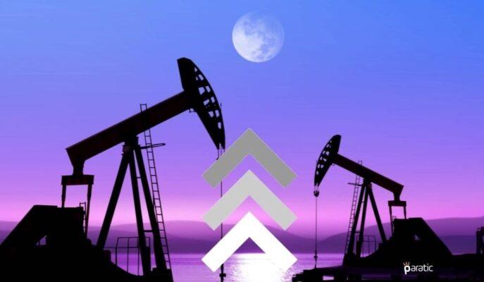 Çin'deki Vaka Düşüşünden Destek Bulan Petrol %3 Yükseldi