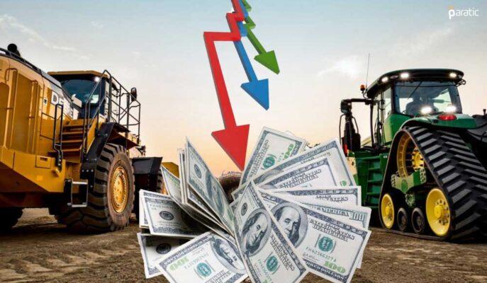 Deere Hisseleri 11,5 Milyar Dolarlık Beklenti Üstü Gelire Rağmen Düşüyor