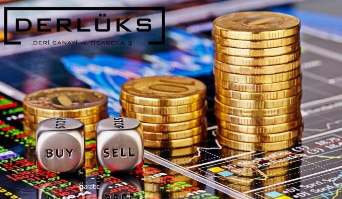 Derlüks Yatırım 450 Bin Adet Pay Alımı Yaptığını Duyurdu