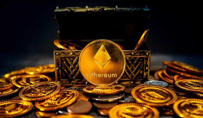 Dijital Borsalara Gönderilen Ethereum Miktarında Artış Yaşandı