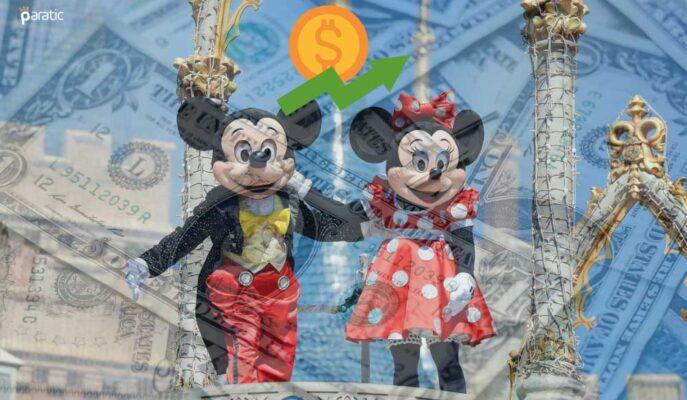 Disney Hisseleri Abone Sayısı, Gelir ve Kazanç Rakamlarıyla Sert Yükseldi