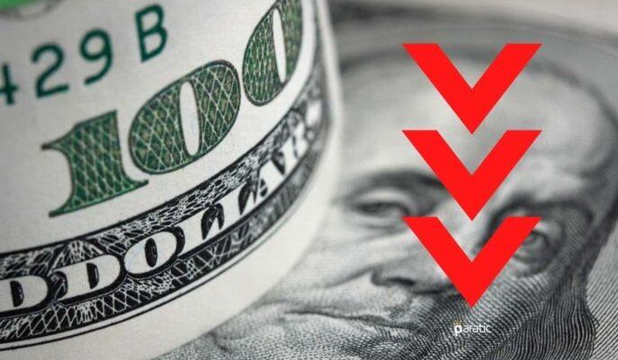 Dolarda Kayıp Sürüyor, Kur 8,33'le 6 Haftanın En Düşüğüne Geriledi